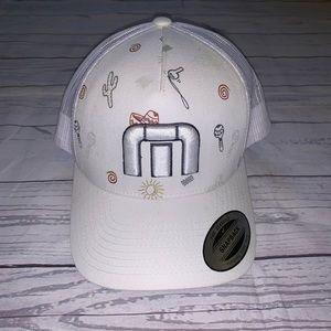 Travis Matthew NWT Fiesta Trucker Hat